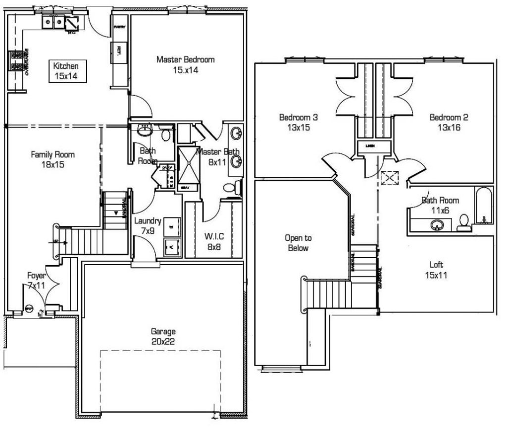 Ciara-2-Lockport-Townhome-Layout